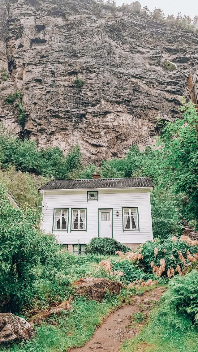 Häusschen in Norwegen