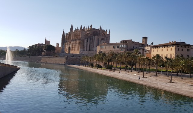 Sightseeing in Palma