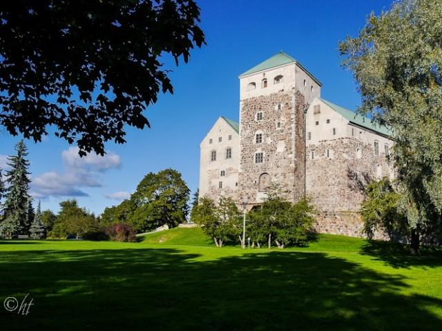 Die Burg zu Turku ~ Turun linna
