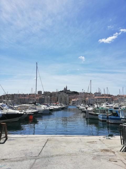 Yachthafen Marseille