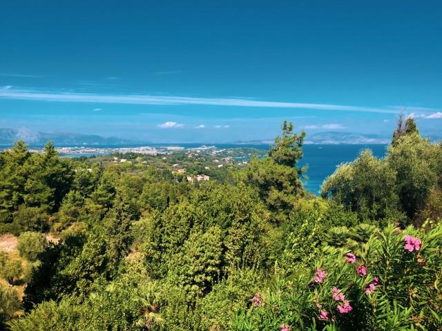 Wunderschönes Korfu