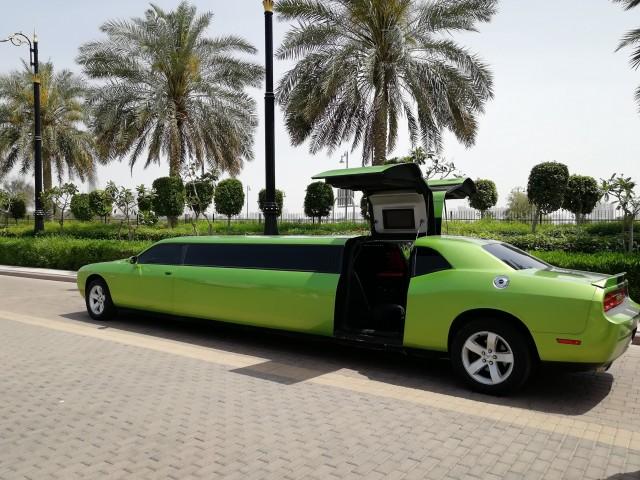 Grün ist der neue Trend..
