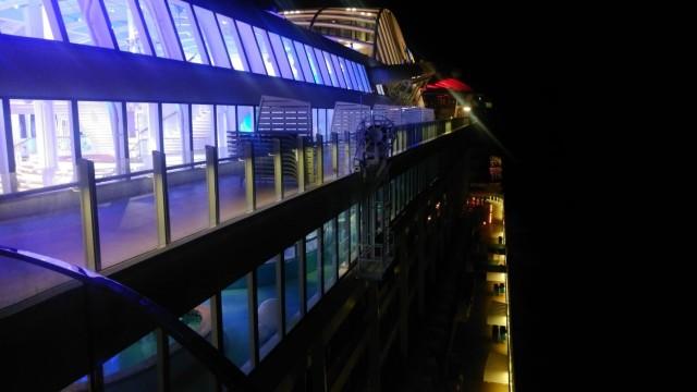 AIDA bei Nacht