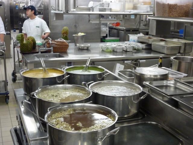 Küchenführung