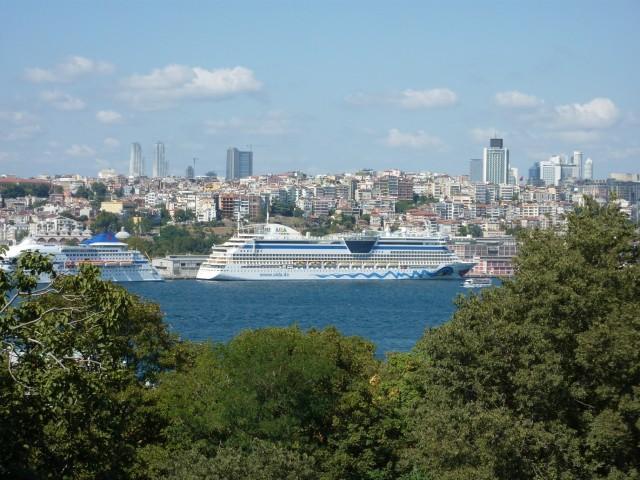 Östliches Mittelmeer mit AIDAdiva