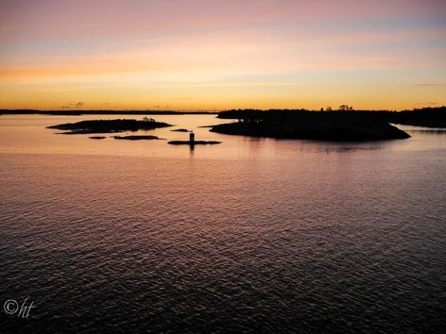 Mit AIDAcara ????❤️???????? auf dem Weg nach Mariehamn