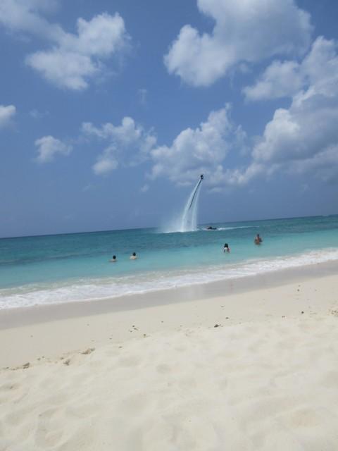 Ein letztes Mal Strand