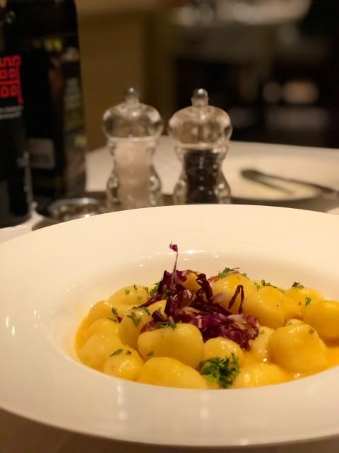 Abendessen im Casa Nova