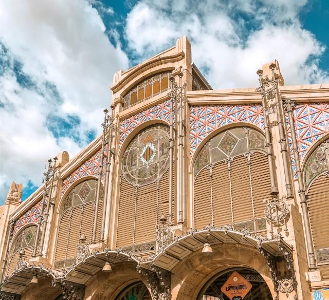 Markthalle von Valencia