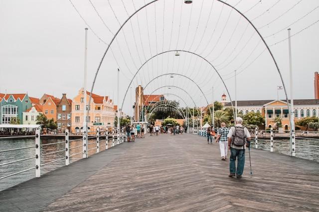 Auf dem Weg nach Willemstad