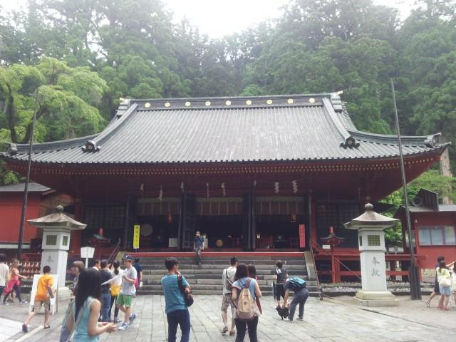 Der Nikkō Futarasan-Schrein