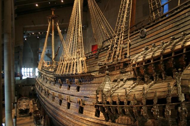 Ein Museum für ein Schiff was bei der Jungfernfahrt sank.