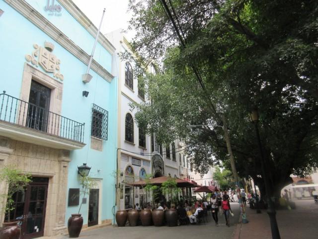 Santo Domingo Altstadt