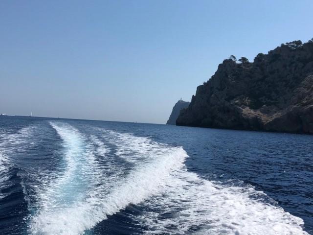 Bucht von Cap Formentor