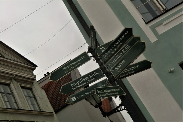 Auf Entdeckungstour durch Tallinn