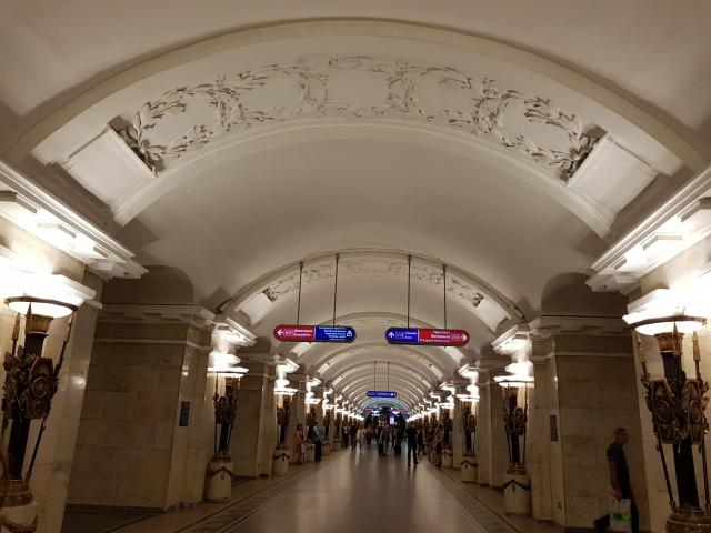 Metro Sankt Petersburg
