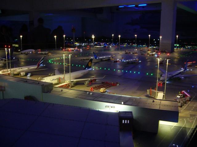 Miniaturwunderland Hamburg - die größte Modelleisenbahn der Welt
