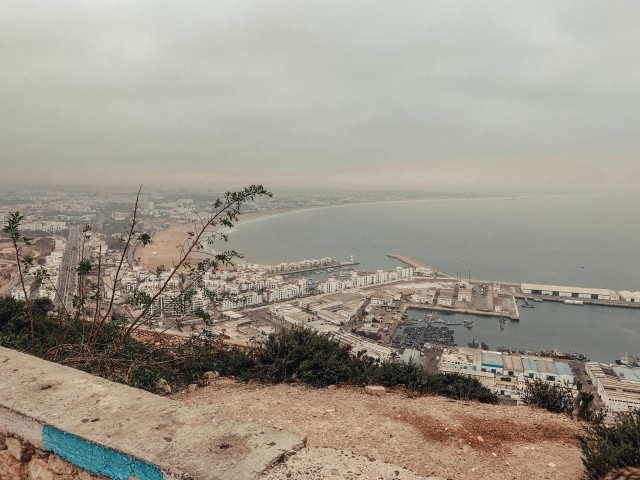 Agadir Oufella Ruins