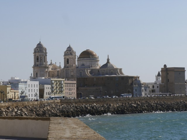 Cádiz Cathedral de Santa Cruz