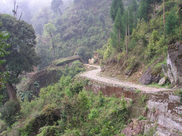 Wandern in Nordindien