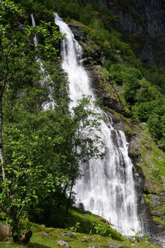 Wasserfall Flåm