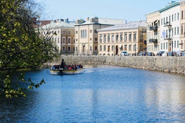 Göteborg zu Wasser und zu Fuß