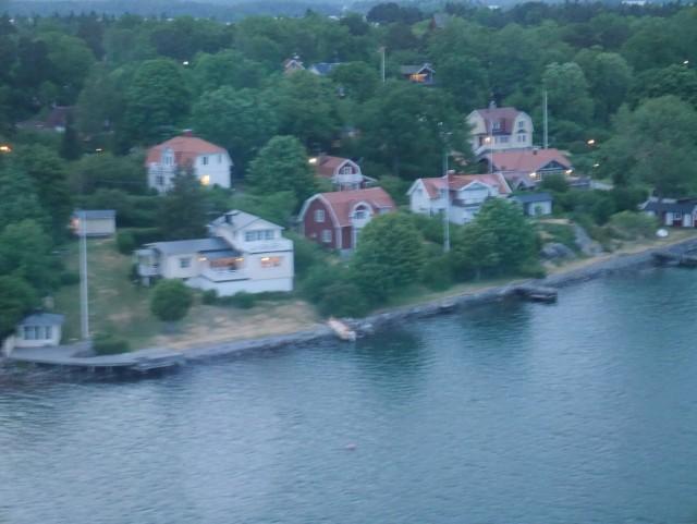 Astrid Lindgrens Sommerhaus Stenhällen auf Furusund