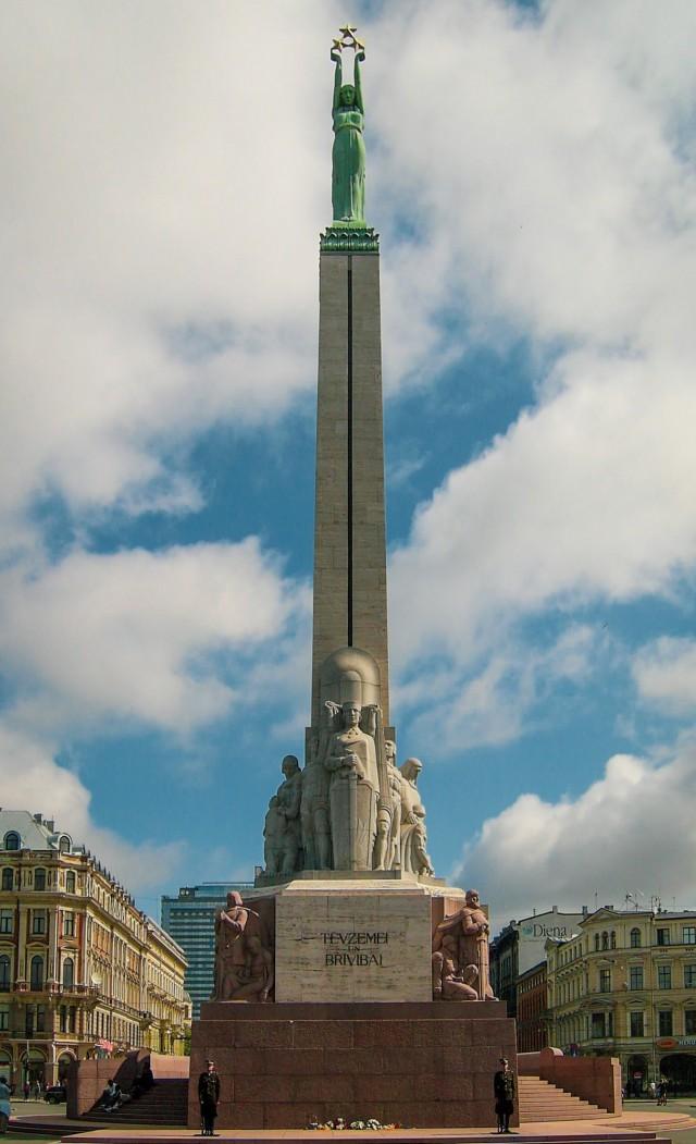 Ein Denkmal für die Freiheit