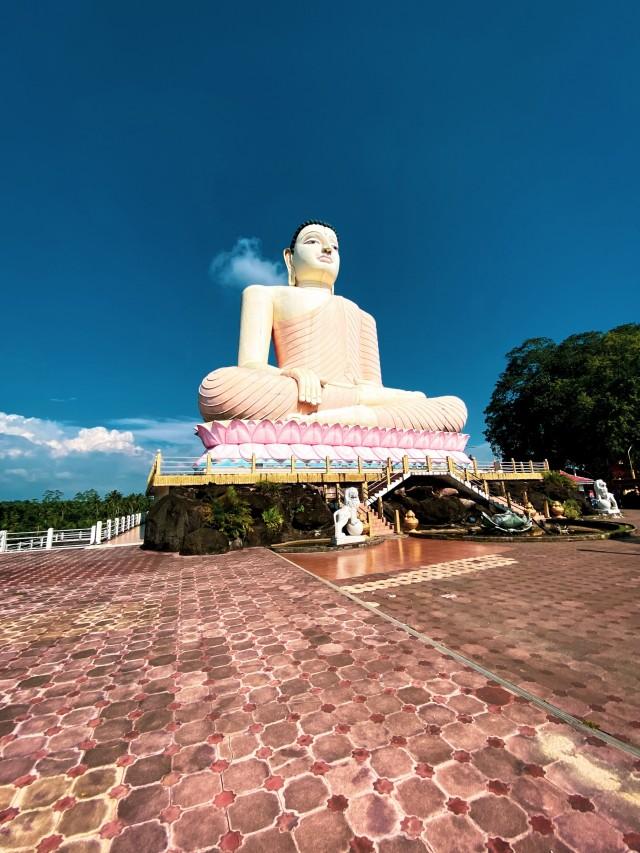 Tempel Kande Vihara