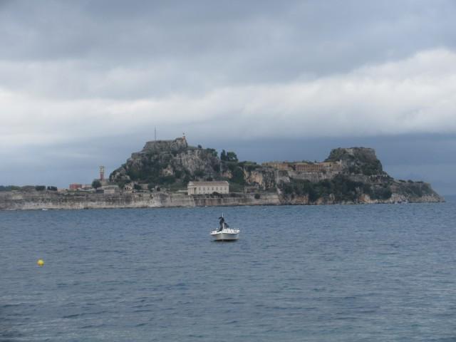 Blick auf die Alte Festung