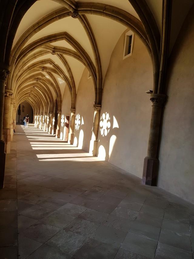 Ein Ort der Ruhe....mitten in Trier