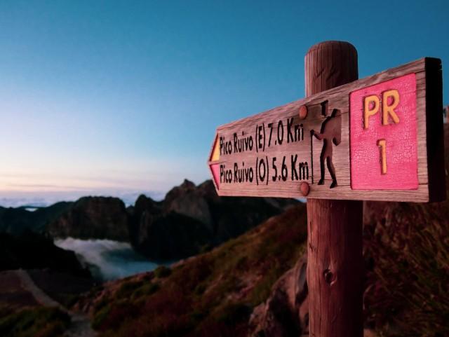 Traumpfade auf Madeira