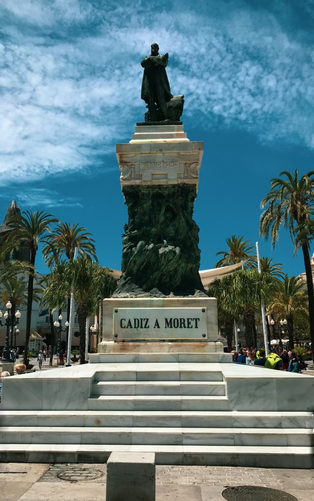 Cádiz A moret