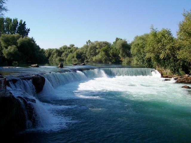 Manavgat Wasserfälle