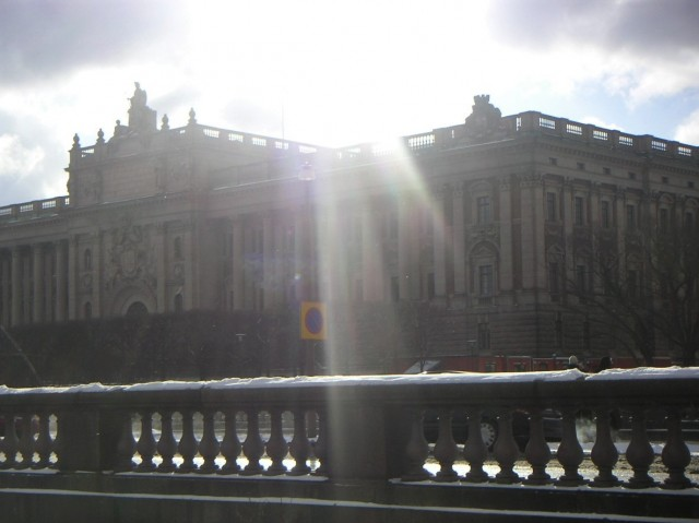 Königspalast Stockholm