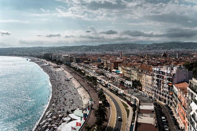 Nizza - Perle an der Cote d'Azur