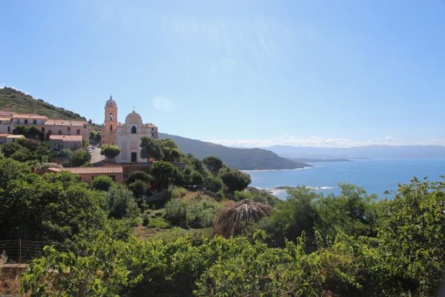 Korsika - Cargèse