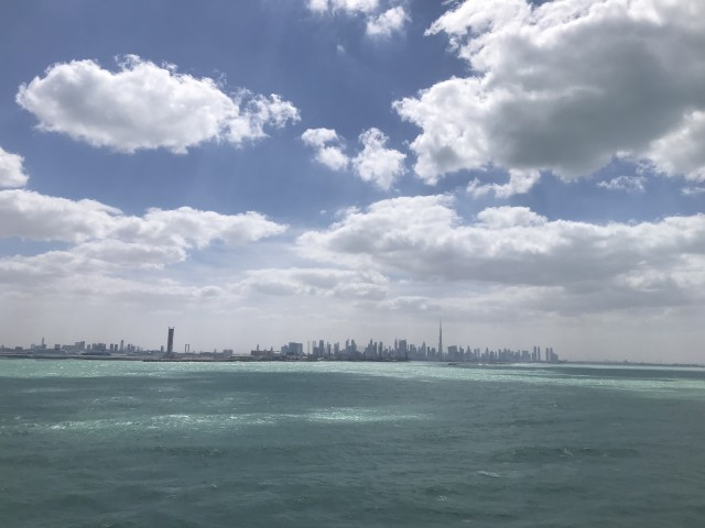 Bis bald Dubai