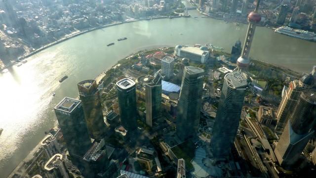 Bangkok Shanghai mit AIDAbella