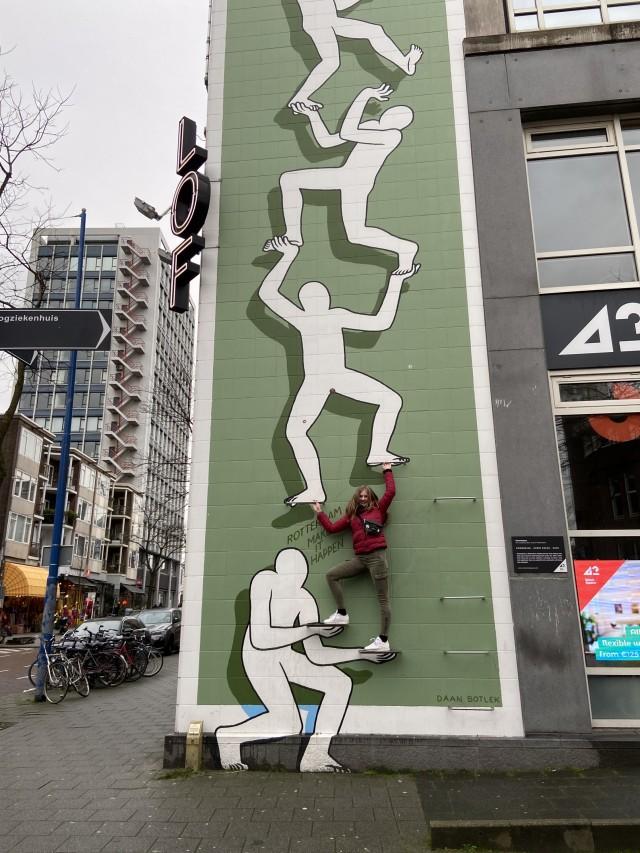 Street Art in Rotterdam