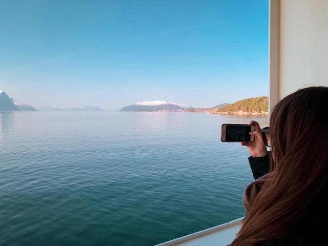 Bootsausflug von Alesund aus