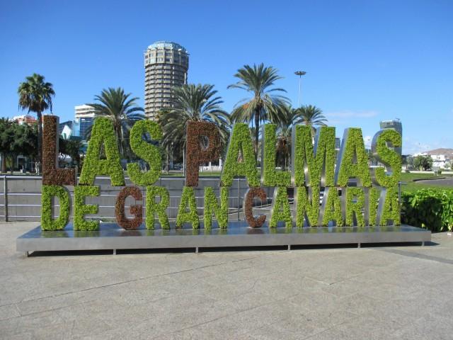 Herzlich Willkommen auf Gran Canaria