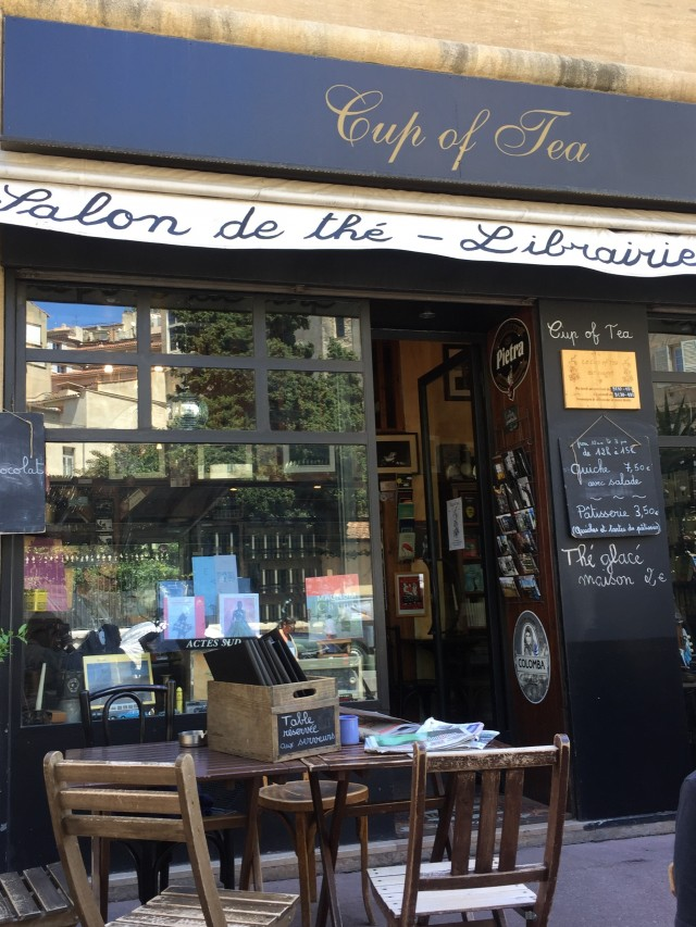 Nicht nur ein Café, oder eine Tasse Tee...