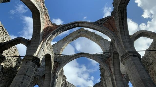 St. Karins- Ruine