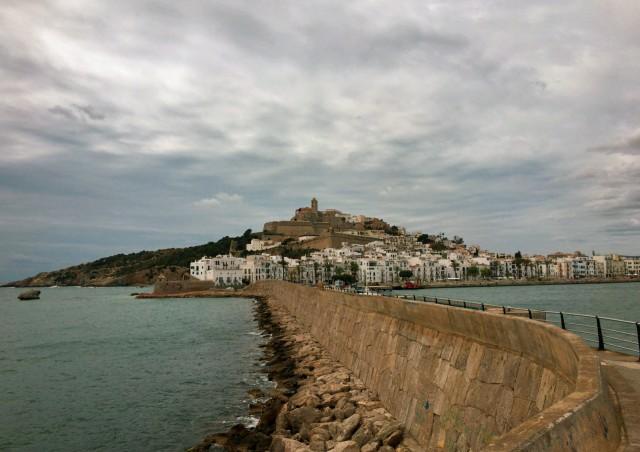 Ein Spaziergang durch Ibiza-Stadt