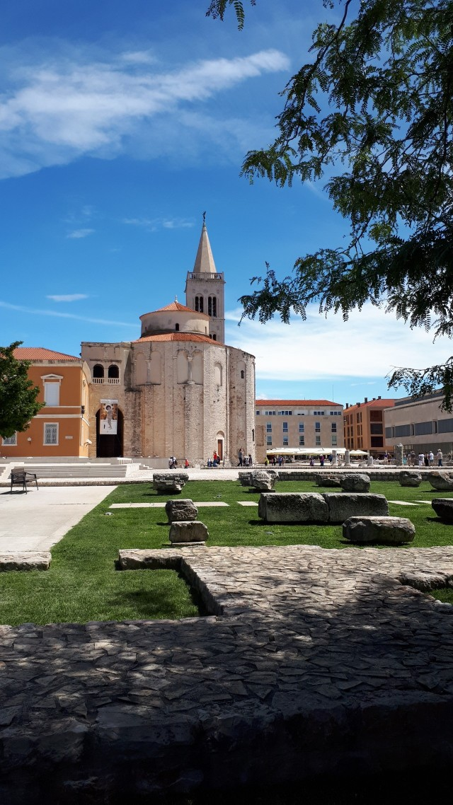 St. Donatus Kirche in Zadar