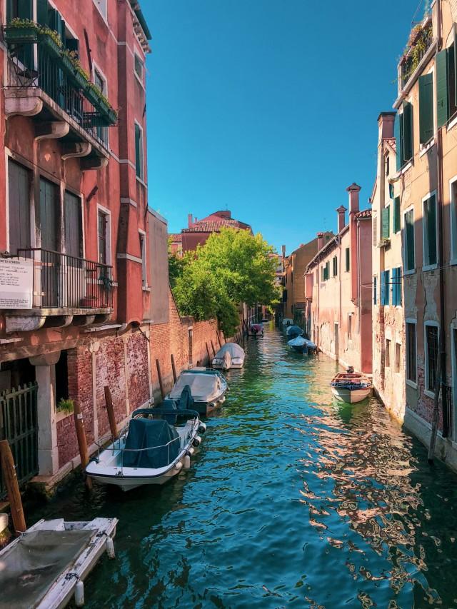 Wunderschönes Venedig