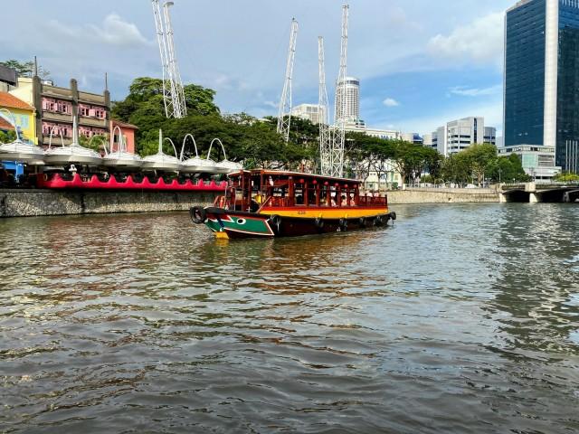 Ausflug per Boot