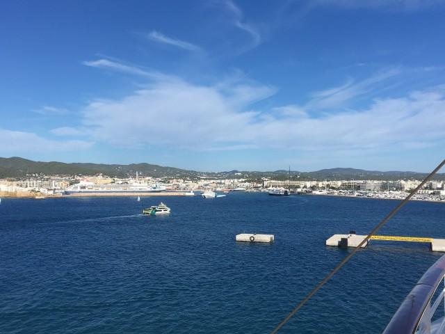 Hafen von Ibiza