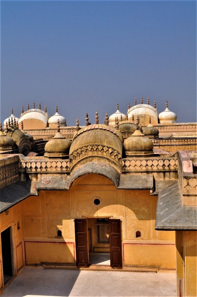 Fort Naranghar in Jaipur
